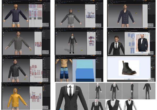 آموزش جامع طراحی لباس با مارولوس دیزاینر