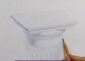 آموزش نقاشی با سیا قلم1
