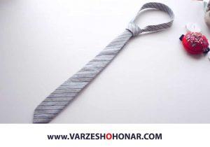 آموزش کراوات